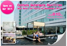 Latest Bangkok Hotel and Leisure Package Hot Deal  - Centara Watergate Pavillion Hotel Bangkok 【Stay 2 Pay 1】only at HK$540 per room per night, Details: http://www.asiatravelcare.com/mktg/20130602-eng.htm