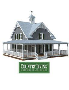 Country modular homes on pinterest modular home for Prefab columns