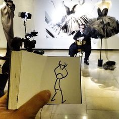ElyxAlber  @mep_paris @lanvinofficial  #Elyxyak #AlberElbaz #Mep #Manifeste #Live #Art #Artist #Fashion