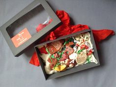 Handmade New Year Ornament Set's by TERRACOTTADESIGN34 on Etsy