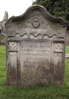scottish 18th century gravestones - Google Search