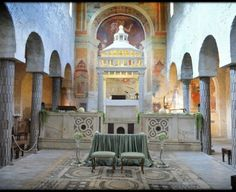 cerimonia abbazia s andrea in flumine