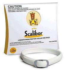 MSD Scalibor Flea collars 65cm 1 line.