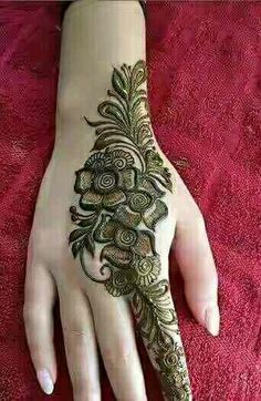Here is the latest collection of Eid mehndi design. In this article, We have mantioned Latest Eid Mehndi Designs for you. Floral Henna Designs, Finger Henna Designs, Henna Art Designs, Mehndi Designs For Girls, Mehndi Designs For Beginners, Modern Mehndi Designs, Dulhan Mehndi Designs, Mehndi Design Photos, Mehndi Designs For Fingers