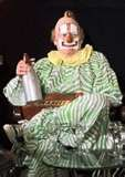 Claribell from the Howdy Doody show with his seltzer bottle!