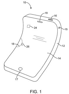 More #Apple patents detail completely #flexible devices that change as they bend