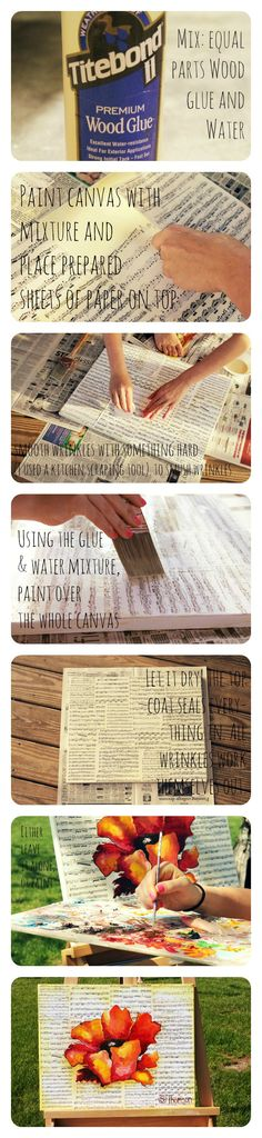 Diy I can't paint so Maybe a flower from scrapbook paper or wallpaper