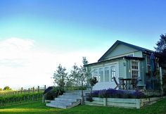 The Vineyard Cottage at Kina Beach Vineyard is the most romantic retreat!