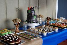 Dragon Viking Party- food ideas