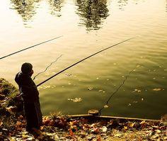 creative writing about fishing