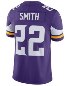 Nike Men Harrison Smith Minnesota Vikings Vapor Untouchable Limited Jersey 76e79f14b