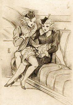 Shemale Art Drawings 94