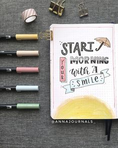 April Bullet Journal Ideas | Today's Creative Ideas