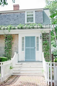 louvered storm door
