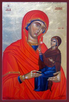 St. Anna & Theotokos