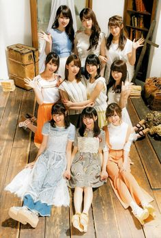 yic17: Nogizaka46 | Nikkei Entertainment 2016.08... | 日々是遊楽也