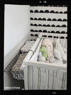 Kohta kotona: Poikavauvan huone