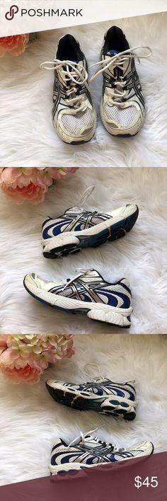 I just added this listing on Poshmark: Asics Men's Blue and Gray Gel Shoe. #shopmycloset #poshmark #fashion #shopping #style #forsale #Asics #Other