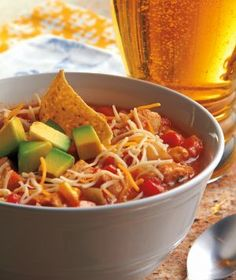 Jenna's Chicken Tortilla Soup