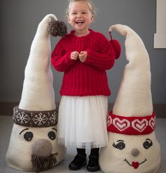 Strikk og tove fint til jul!