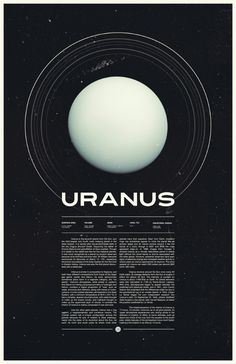 Uranus Under the Milky Way Ross Berens in Space Cosmos, Mise En Page Magazine, Scott Hansen, Space And Astronomy, Astronomy Facts, Flyer, Space Exploration, Grafik Design, Milky Way