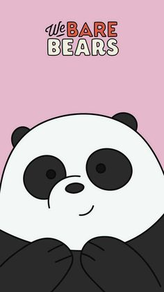 Aesthetic Wallpaper Cute Wallpaper within We Bare Bears Wallpaper Panda - All Cartoon Wallpapers