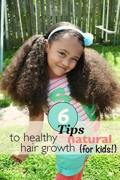 6 Tips for Healthy Natural Hair Growth (Part Three!)