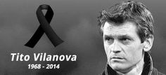 ♥Descansa en paz Tito Vilanova, el fútbol perdió a un gran técnico pero sin duda el mundo perdió a un gran ser humano. pic.twitter.com/V7b4Gi3oyj♥♥Asuncion Peña♥