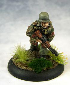 28 mm Fallschiimjager