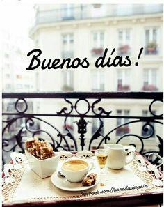 Muy buenos días! ❤