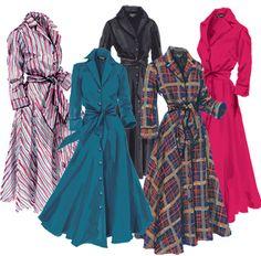 J Peterman 1947 dress Plaid Dress, Dress Skirt, Shirt Dress, Vintage Dresses, Vintage Outfits, Vintage Fashion, Retro Fashion, Korean Fashion, Hijab Fashion