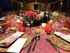 Mesa Banquete (Salsia Catering)