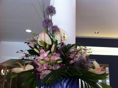 Anthurium arrangement - Large