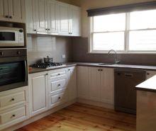 Improving kitchen design - Advanced Cabinetry, Ballarat.