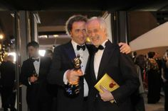 Sorrentino and Servillo winning best movie in a foreign language