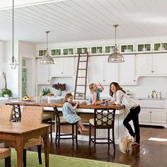 Add Unexpected Color - Budget-Friendly Mini Makeovers - Coastal Living