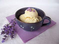 Lavender ice cream anyone? Lavender Ice Cream, Lavender Blue, Hungarian Recipes, Hungarian Food, Best Ice Cream, Fun Desserts, Bon Appetit, Fudge, Food To Make