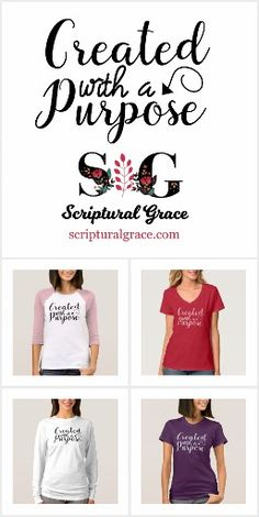 Created With A Purpose Ephesians A selection of quality T-Shirts in various styles with an encouraging quote from Ephesians Click through to see more in this collection. Christian Shirts, Christian Women, Ephesians 2 10, Mother's Day Gift Card, Quality T Shirts, Mother Gifts, Wedding Season, Purpose, Quote