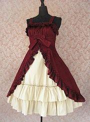 Wardrobe / Victorian Maiden
