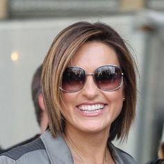 New hair style? Olivia Benson is the best.