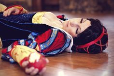 Tsuya 2.0. - Me as Snow White As promised the pictures from...