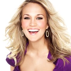 Beautiful! Carrie Underwood.
