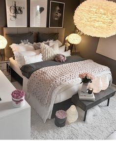 dream rooms for adults ; dream rooms for women ; dream rooms for couples ; dream rooms for adults bedrooms ; dream rooms for girls teenagers Bedroom Makeover, Luxurious Bedrooms, Room Inspiration, Bedroom Inspirations, Small Bedroom, Bedroom Decor, Cute Bedroom Ideas, Girl Bedroom Decor, Bedroom