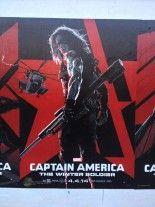 New Captain America 2 Movie Art Posters - Cosmic Book News