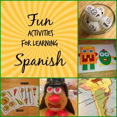 Fun Learning Activities for Language Learning