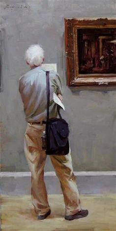 """""""Museum Series 12-01"""" by Fongwei Liu"""