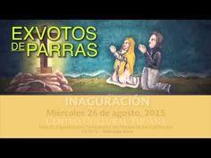 Piezas provenientes del templo Santo Madero de Parras, realizadas por artistas anónimos a lo largo de más de un siglo de peregrinaje a este lugar emblemático de Parras de la Fuente, Coahuila.
