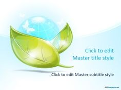 Free Eco Earth PPT Template