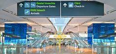 #IRLANDIA #DUBLIN #LOTNISKO - Przewiduje się, że po zakończeniu projektu, około 3 milionów pasażerów rocznie korzystało by z bezpośrednich połączeń
