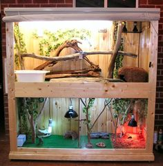 enclosures you built - Page 2 - Aussie Pythons & Snakes